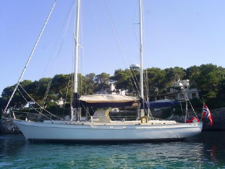 1972 Sparkman & Stephens 57 Ketch