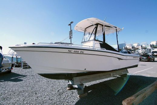 2007 Grady-White Fisherman 222