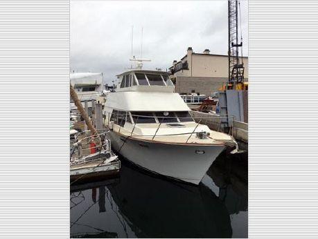 1971 Elliott Motor yacht