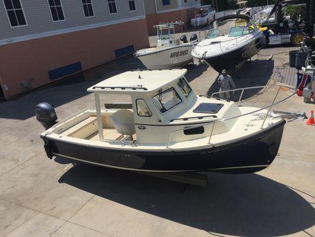 2015 Eastern Boats SISU 22 Hardtop
