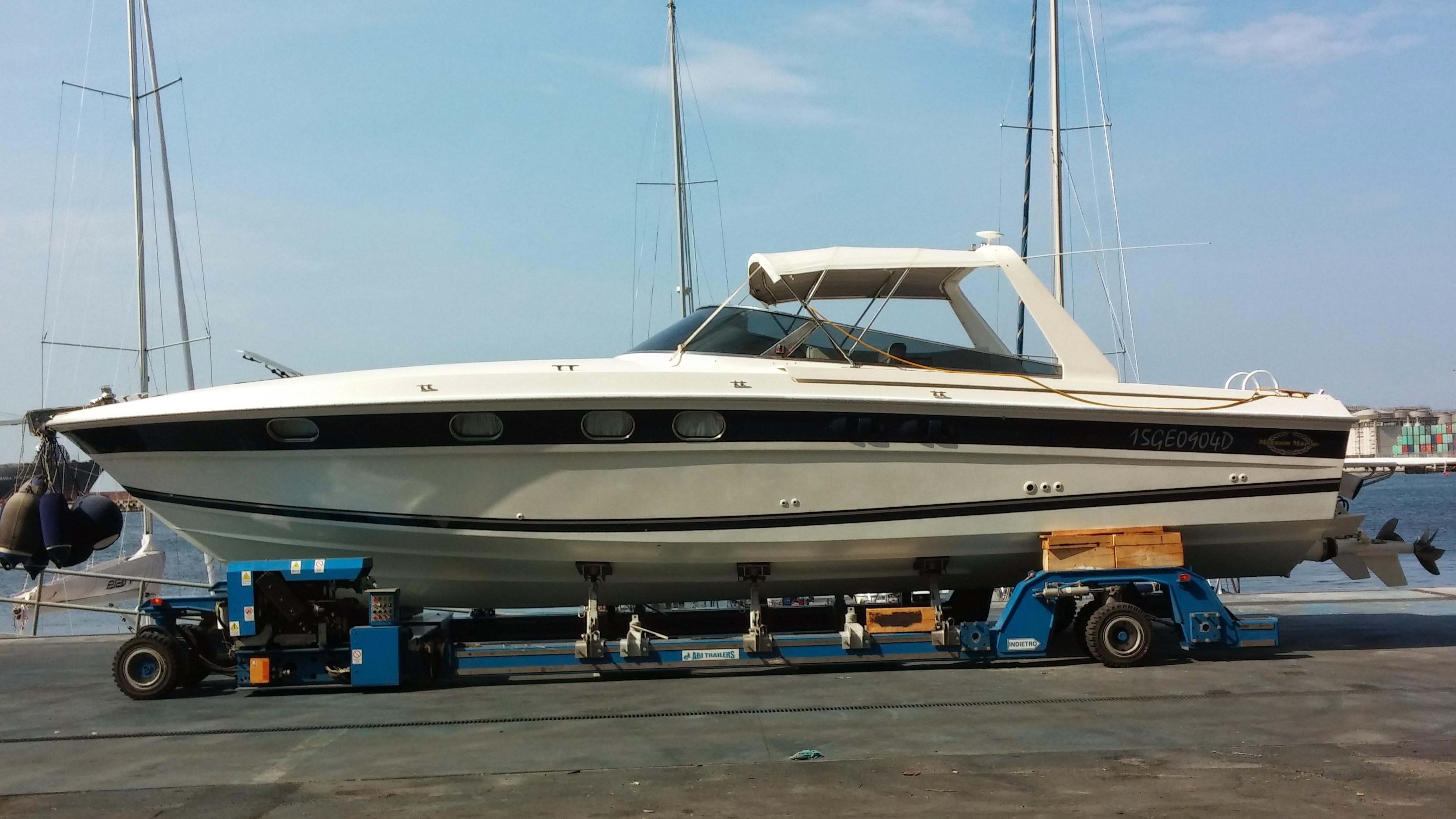 1991 Magnum 40 Sport Power Boat For Sale Www Yachtworld Com