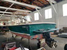 2001 Steiger Craft 25 Block Island