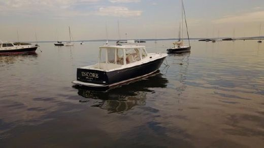 2004 Mjm 34z Downeast