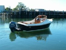 2009 Roth Bilt Cabin Boat