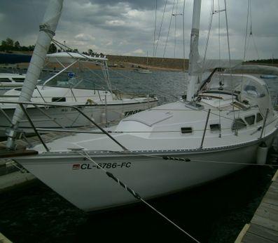 1991 Newport 28 MkII