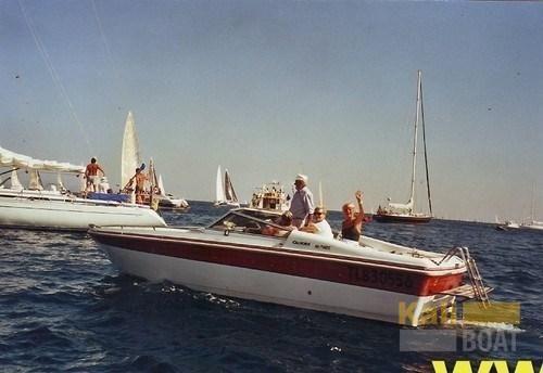 1992 Gobbi 23 OFFSHORE