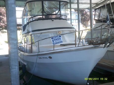 1983 Chb Trawler