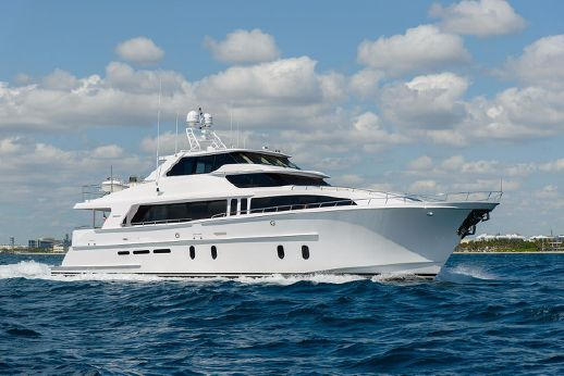 2006 Cheoy Lee Pilothouse Motoryacht