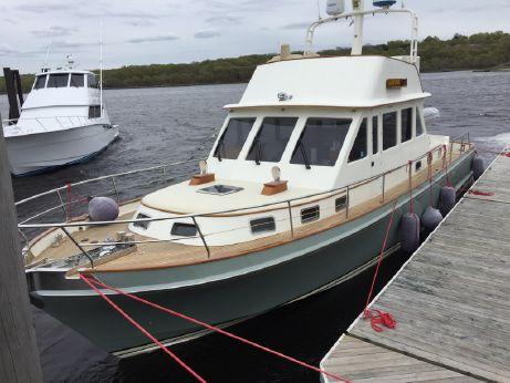 2007 Snug Harbor 50 Aft cabin