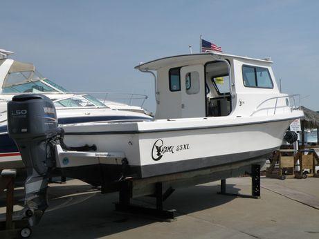 2007 C-Hawk 25 XL