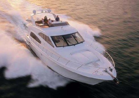 2010 Hatteras 64 Motor Yacht