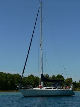 1987 C&C Yachts Mk II