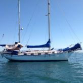 1977 Custom Ketch 36