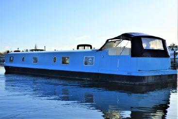2017 Wide Beam Narrowboat Collingwood  65 x 12