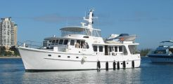 1992 21.2m Raised Pilot House Timber Motor Yacht