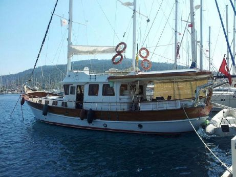1965 15.5m Wooden Boat