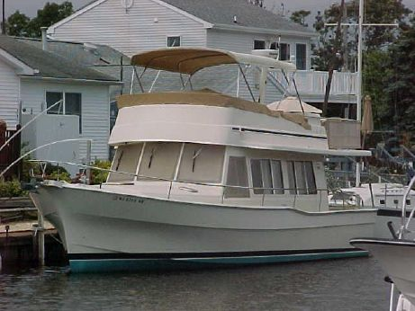 2007 Mainship 40 Trawler