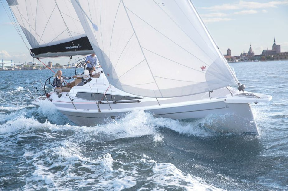 2019 Dehler 34 Sail Boat For Sale Www Yachtworld Com