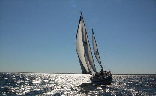 1988 Nauticat 40