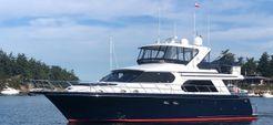 2010 Ocean Alexander 58 Pilothouse Motoryacht