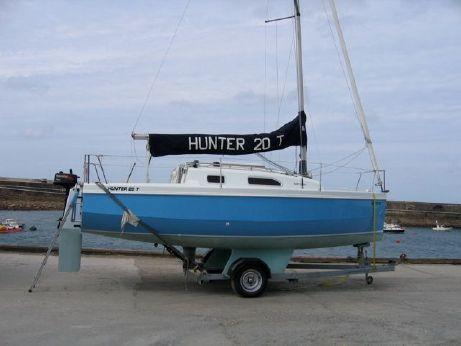 2006 Hunter 20T