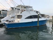 1999 Ocean Yachts 56 Super Sport