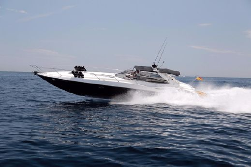 2001 Sunseeker Superhawk 50