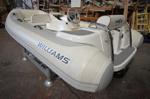 2014 Williams Turbojet 325S