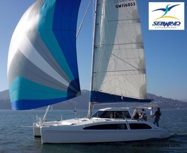 2020 Seawind 1160 Lite Sail Boat For Sale - www yachtworld com