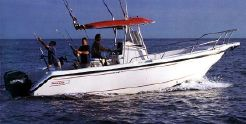 1999 Boston Whaler 26 Outrage