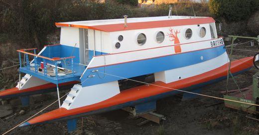 2003 Trawler 56