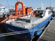 1962 Atlas Patrol boat, ex Police vessel