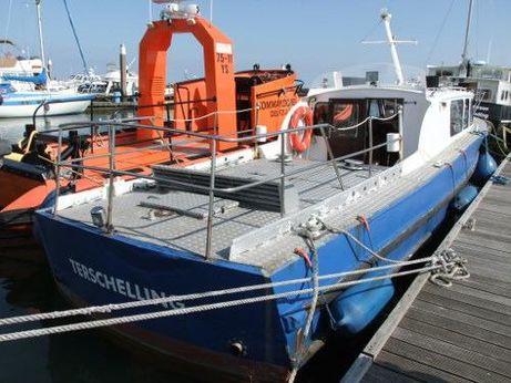 1962 Atlas Patrol boat