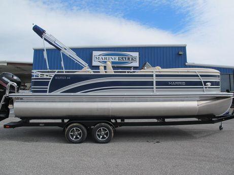 2017 Harris Flotebote Solstice 240
