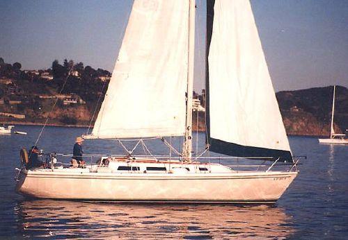 1986 Catalina sloop