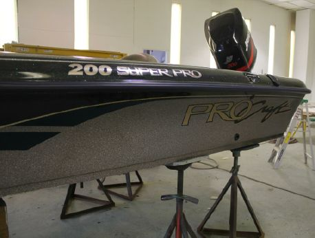 2001 Procraft 200 Super Pro DC