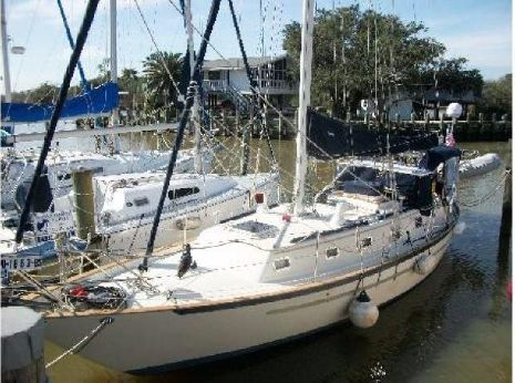 1994 Pacific Seacraft 37 Crealock