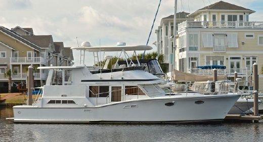 1987 Symbol 51 Yacht Fisher