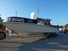 2014 Blackwater Boats Center consoles 36 Tournament Edition