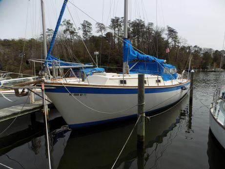 1972 Gulfstar 43