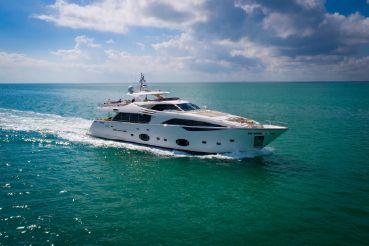 thumbnail photo 1: 2012 Ferretti Yachts Custom Line 100