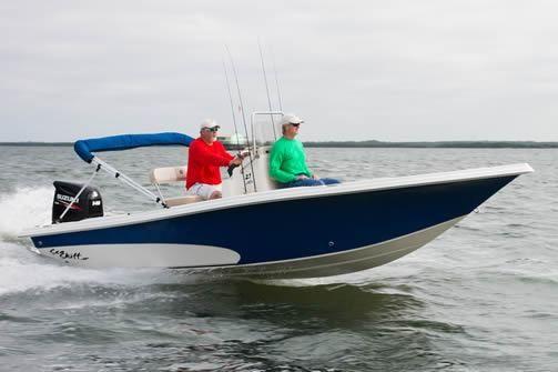 2017 Sea Chaser 19 Sea Skiff