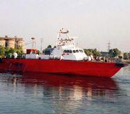 1980 Swiftships Crew boat N.1