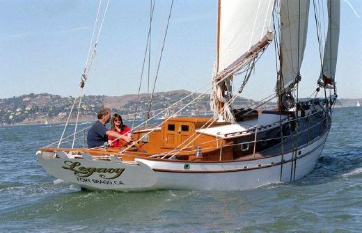 1999 Alden Schooner