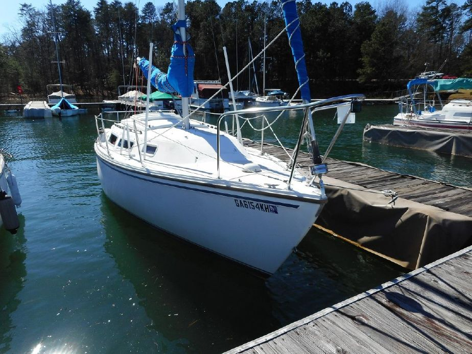1985 Catalina 25 Sail Boat For Sale - www yachtworld com