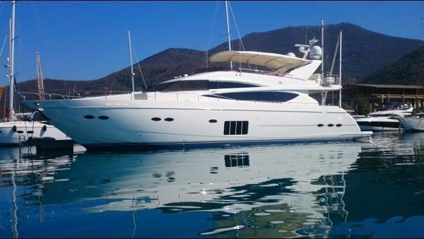 2009 Princess 85 Motor Yacht Power Boat For Sale Www