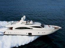 2006 Ferretti 830