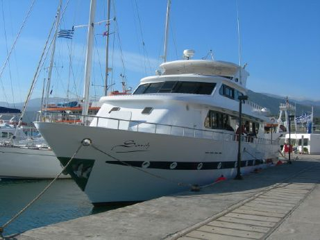 2006 Arab Company 23m Displacement Yacht