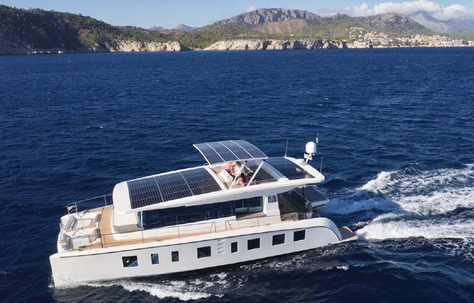 2019 Silent Yachts Silent 55 Power Boat For Sale - www yachtworld com
