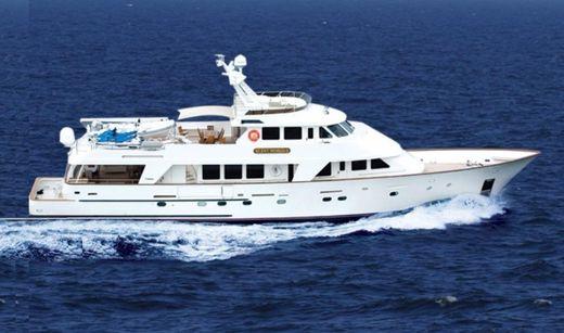 1991 Christensen Tri-Deck Motor Yacht